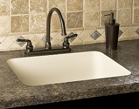 Nice Undermount Sink In Laminate Countertop ...